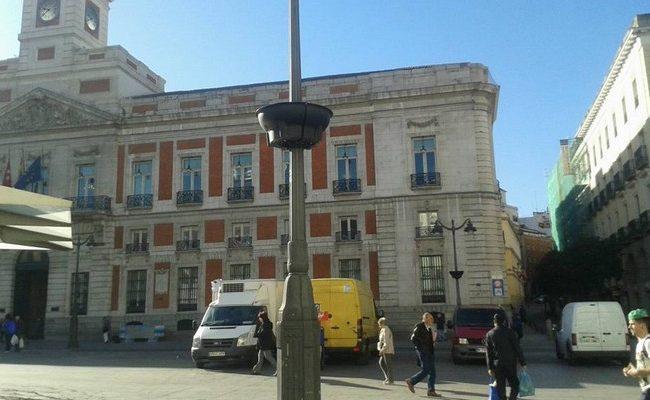 Street Post